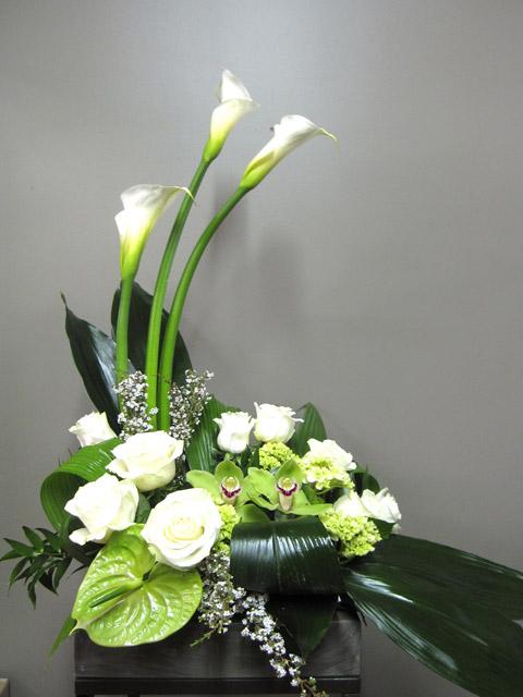 Fleurs pour urne 2203,2